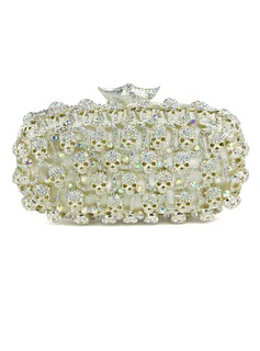 Lovely Metal Clutches/Luxury Clutches (012051296)