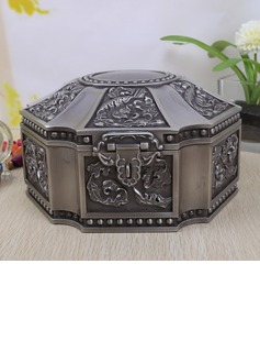 Elegant Alloy Ladies' Jewelry Box (125032547)