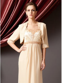 Chiffon Lace Special Occasion Wrap (013014586)
