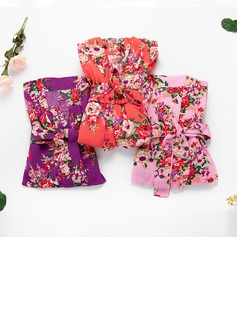 Bridesmaid Gifts - Beautiful Cotton Robe (256184520)