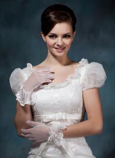 Voile Wrist Længde Party/Fashion Handsker (014020482)