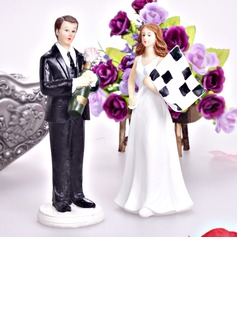 Figurine Resin Cake Topper (122036180)