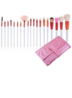 Roze Bag Professionele make-up kwasten (20 stuks) (046024402)