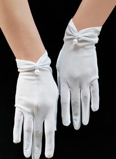 Тюль Наручные длина Свадебные перчатки (014200791)