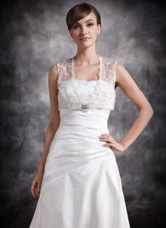 Lace Wedding Wrap (013016947)