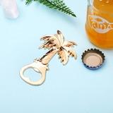 пальмы цинковый сплав Открывалки для бутылок (набор из 4) (051205235)
