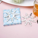 Snow Design Zinc Alloy Bottle Openers (Set of 4) (051205253)