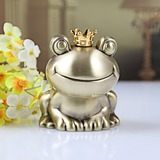 Frog Prince Piggy Bank Lover Gift Wedding Gift (Sold in a single) (051178624)