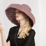 Ladies' Special/Classic/Elegant Polyester Floppy Hat (196195414)