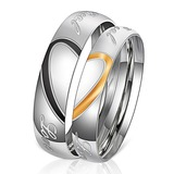 Уникальный сплав Пары ' кольца (011198060)