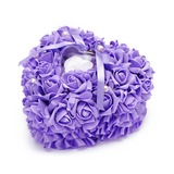 Прекрасная роза Коробка кольца в Атлас с Стразы/Перлы ложный (103052064)