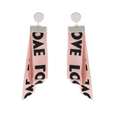 Nice Alloy Cloth Women's Fashion Earrings (137178048)