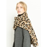 Leopard Neck/Cold weather Acrylic Scarf (204191662)