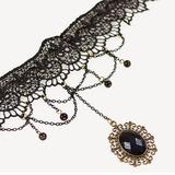 модное сплав кружева Женщины ожерелье (137053899)