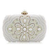 Delicate Beading Clutches (012191393)