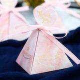 Сладкая любовь Корень картона бумаги Коробочки с Ленты (набор из 30) (050197416)