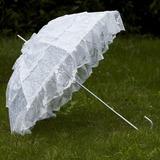 благородный Терилен/кружева Свадебные зонты с аппликации (124036913)