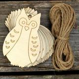Clássico/Nice Lovely/Bonito De madeira Decorações de Casamentos (conjunto de 10) (131178944)