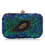 Shining Sequin Clutches (012191381)
