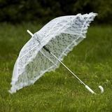 Нежный кружева Свадебные зонты (124032726)