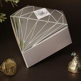 Diamante projeto Caixas do Favor (conjunto de 12) (050028076)