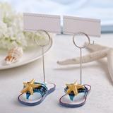 Starfish ou projeto dos peixes Resina Titulares do cartão do lugar (Conjunto de 2 peças) (051041534)