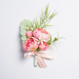 Free-Form Boutonniere (Sold in a single piece) - (123177941)