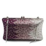 Сияющий акрил Клатчи/Роскошные сумка (012027400)