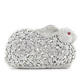 Lovely Cristal / Strass Embreagens/Embreagens de Luxo (012053171)