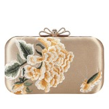 Lovely Polyester Clutches (012189815)