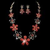 Lindo Liga/Strass Mulheres Conjuntos de jóias (011028388)