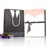 Smoking e Vestido Bolsas de Ofertas (conjunto de 12) (050016124)