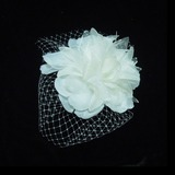 Charmosa Cetim/Tule Fascinators (042026552)
