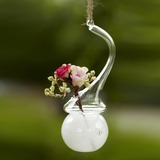 Artistiek mooie opknoping Glas Vaas (128035757)