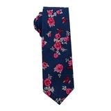 Floral Cotton Tie (200182479)