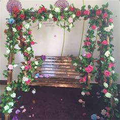 прекрасный красивая классический шелковые цветы Домашнего декора (Продается в виде единой детали) (203169652)