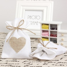 типа сердца сумка форму Белье Мешочки (набор из 12) (050166451)