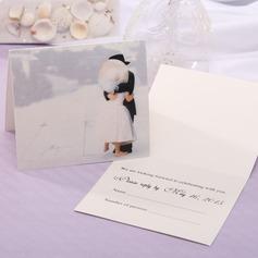 personalisé Style conte de fées Pli horizontal Cartes de réponses (Lot de 20) (114063916)
