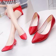 Vrouwen Kunstleer Stiletto Heel Pumps (047108606)