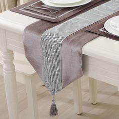 Toalhas Finas de Mesa/Colchonete Veludo (Conjunto de 5) Centros de mesa (128152105)