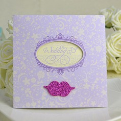 Classic tyyli Wrap & Pocket Invitation Cards (Sarja 50) (114053136)