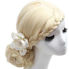 великолепный Атлас Цветы и перья (042052554)