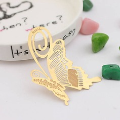 Lovely Butterfly Zinc Alloy Bookmarks (051016112)