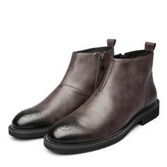 Мужская натуральня кожа Баллок Chukka вскользь Men's Boots (261171662)