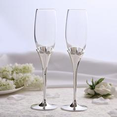 Bowknot utforming Blyfritt Glasset Skåle Glass Sett (Sett Av 2) (126051241)