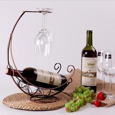 simples clássico ferro Cremalheira do vinho (203199439)