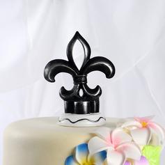 Цветочный-De-Luce смола Свадьба Фигурки для торта (122036156)