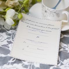 классический стиль Плоская карта Invitation Cards (набор из 50) (114063991)