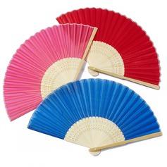 Элегантные бамбук/Шелковые стороны вентилятора (051046549)