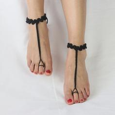 Кружева Ноги Ювелирные изделия (Продается в виде единой детали) (107122417)